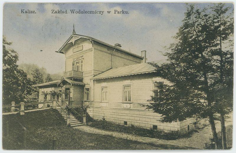 Zakład Wodoleczniczy w Parku, Kalisz
