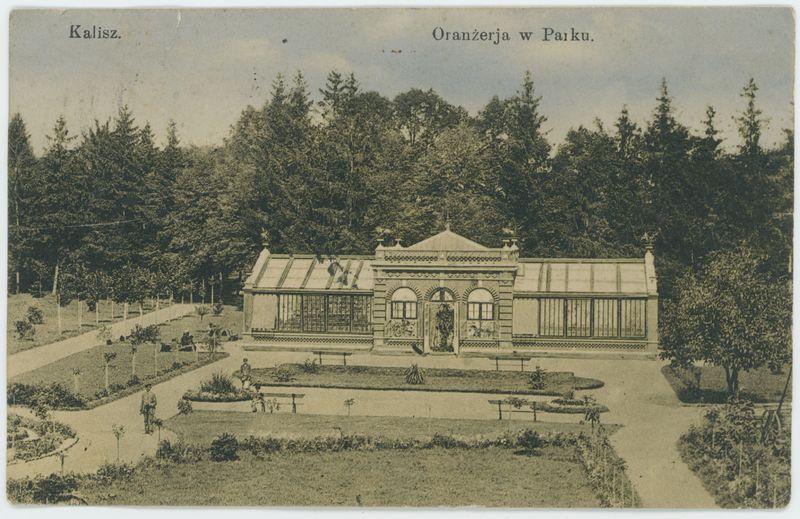 Oranżerja w Parku, Kalisz