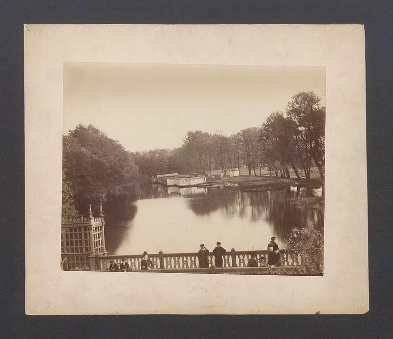 Most w parku, Kalisz