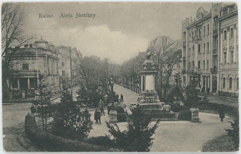 Aleja Józefiny, Kalisz