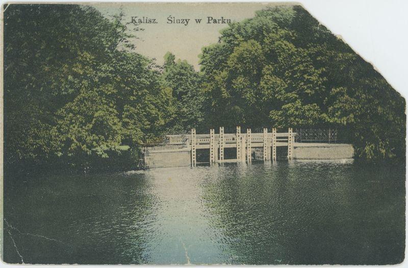 Śluzy w Parku, Kalisz