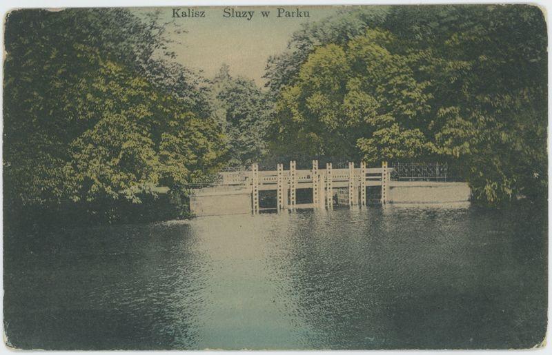 Kalisz Śluzy w Parku