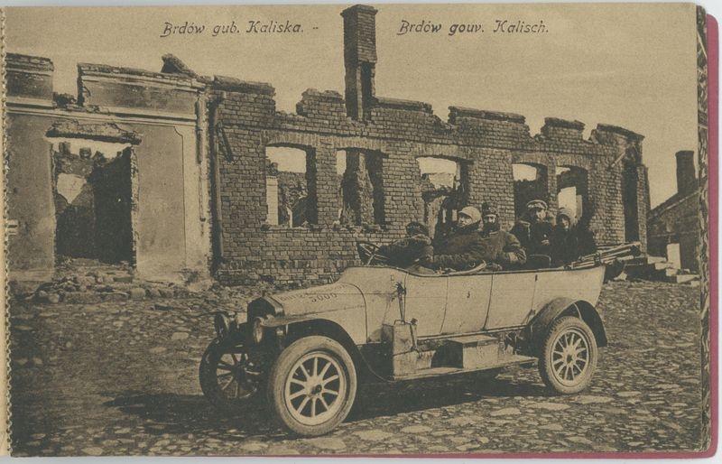 Polska w latach 1914 - 1916