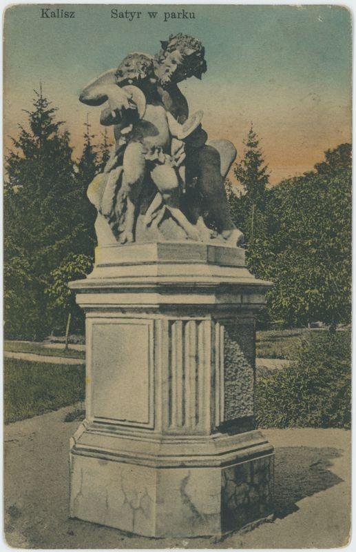 Kalisz Satyr w Parku