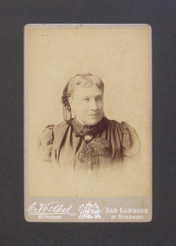 Joanna Lange (1827-1911), drukarz i księgarz.