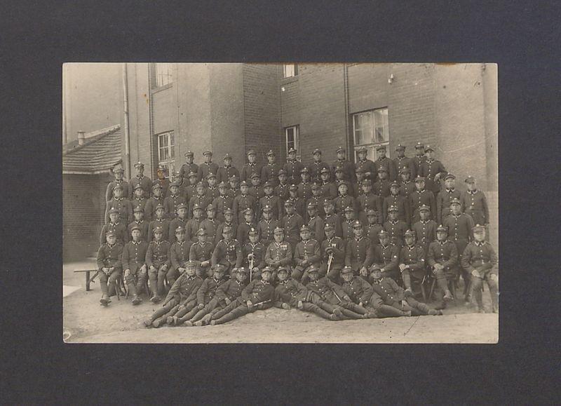 Żołnierze 69 Pułku Piechoty.