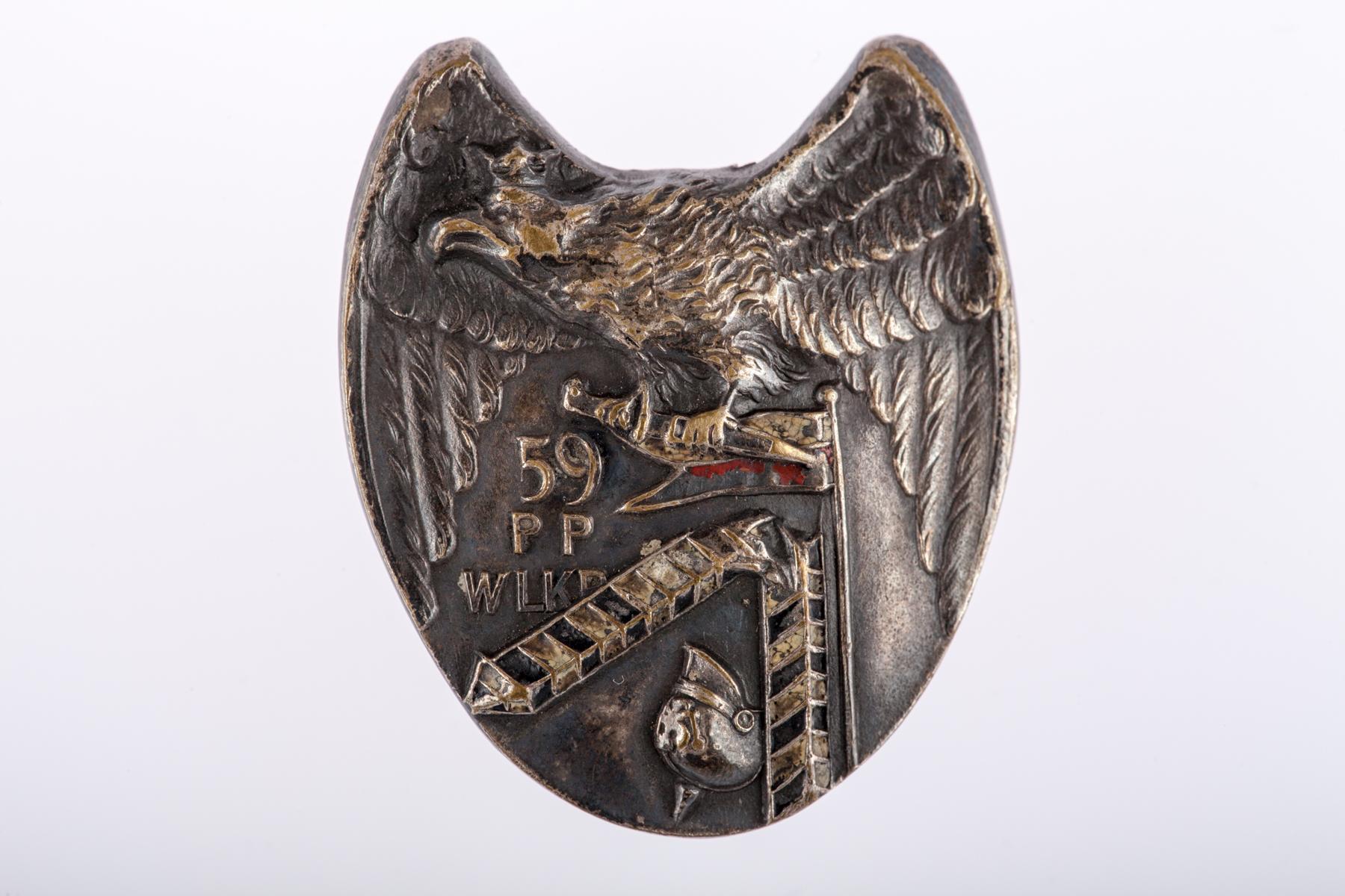 Odznaka 59. Pułku Piechoty Wielkopolskiej
