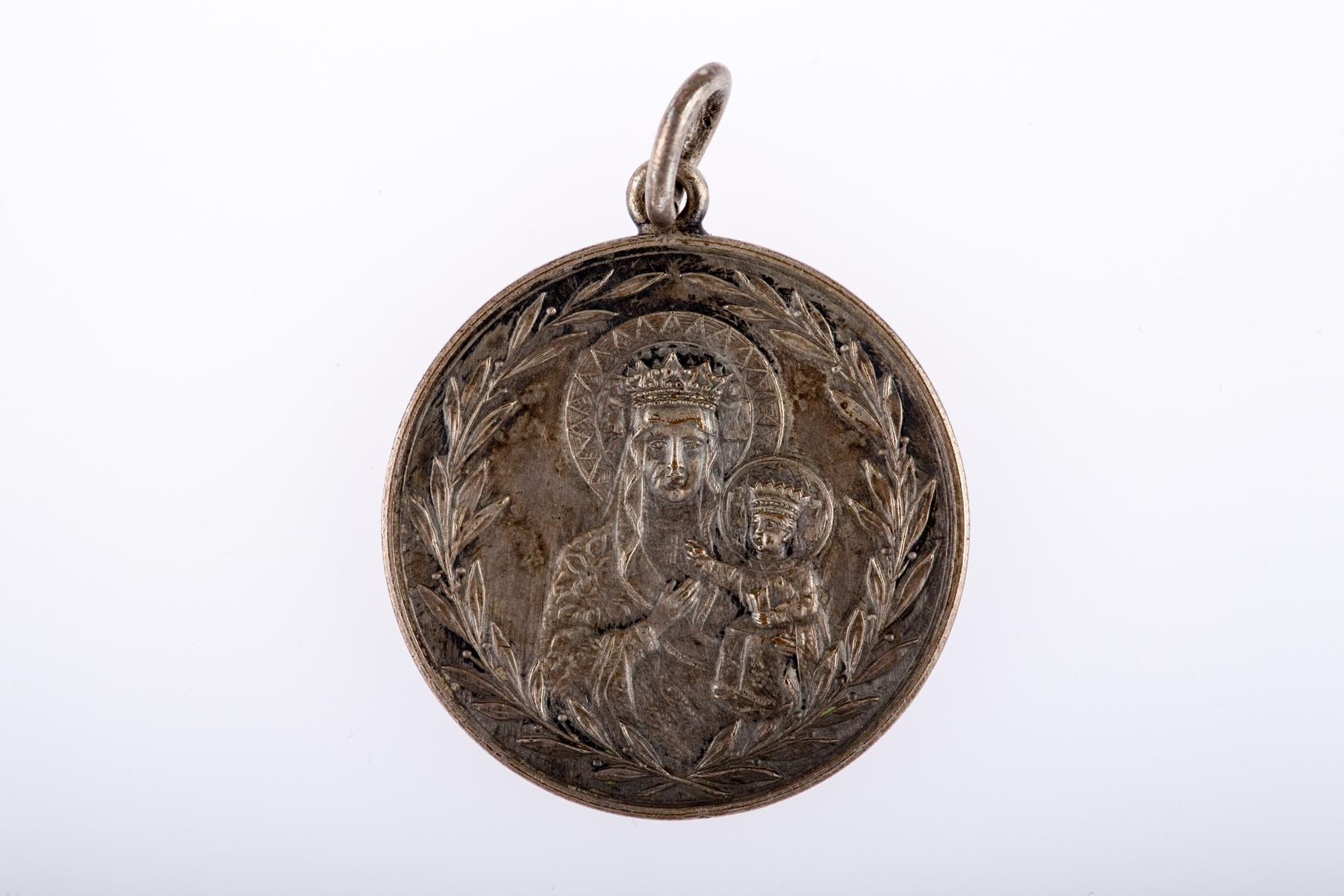 Medalik na pamiątkę europejskiej wojny 1914-1915