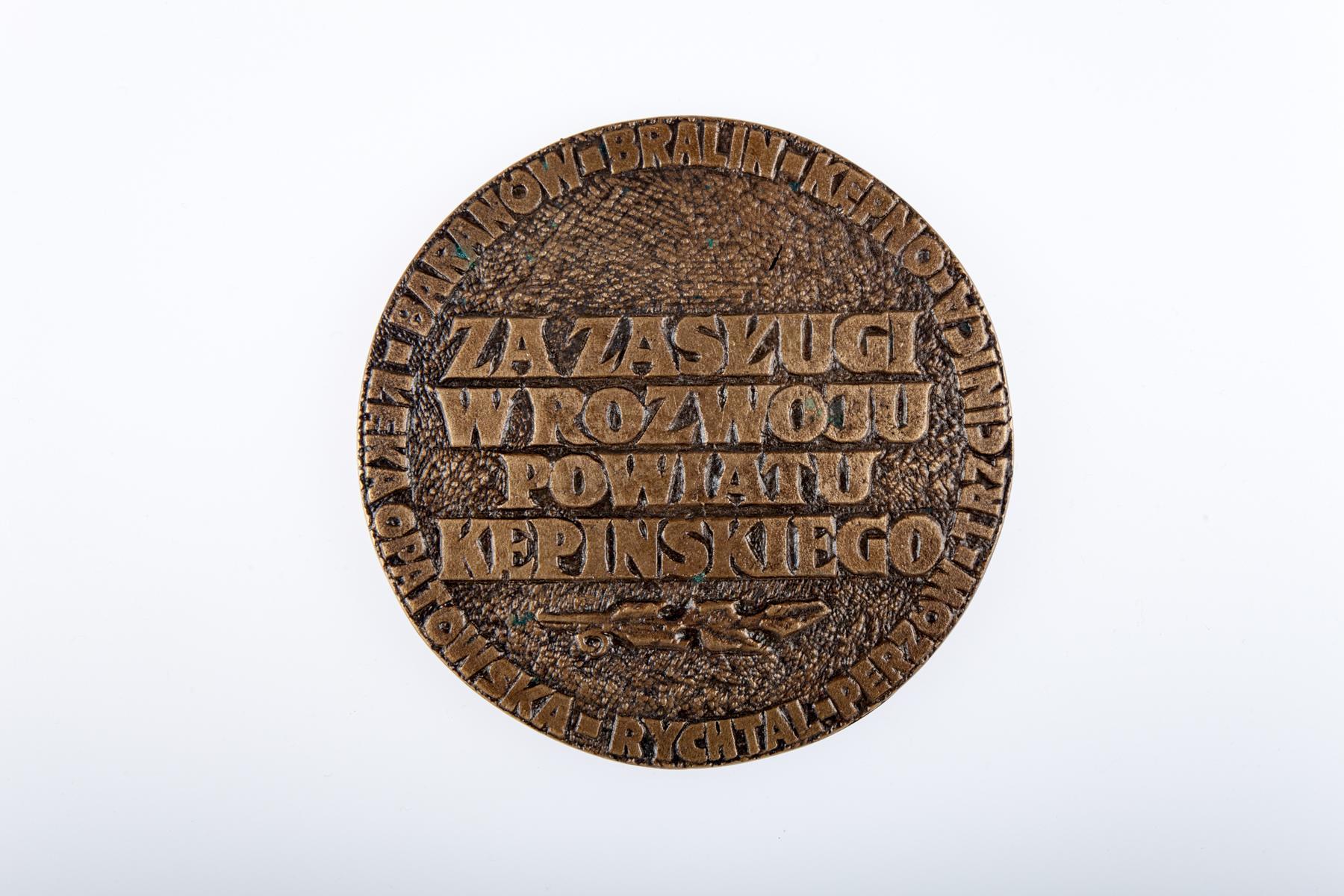 Medal za zasługi w rozwoju powiatu kępińskiego