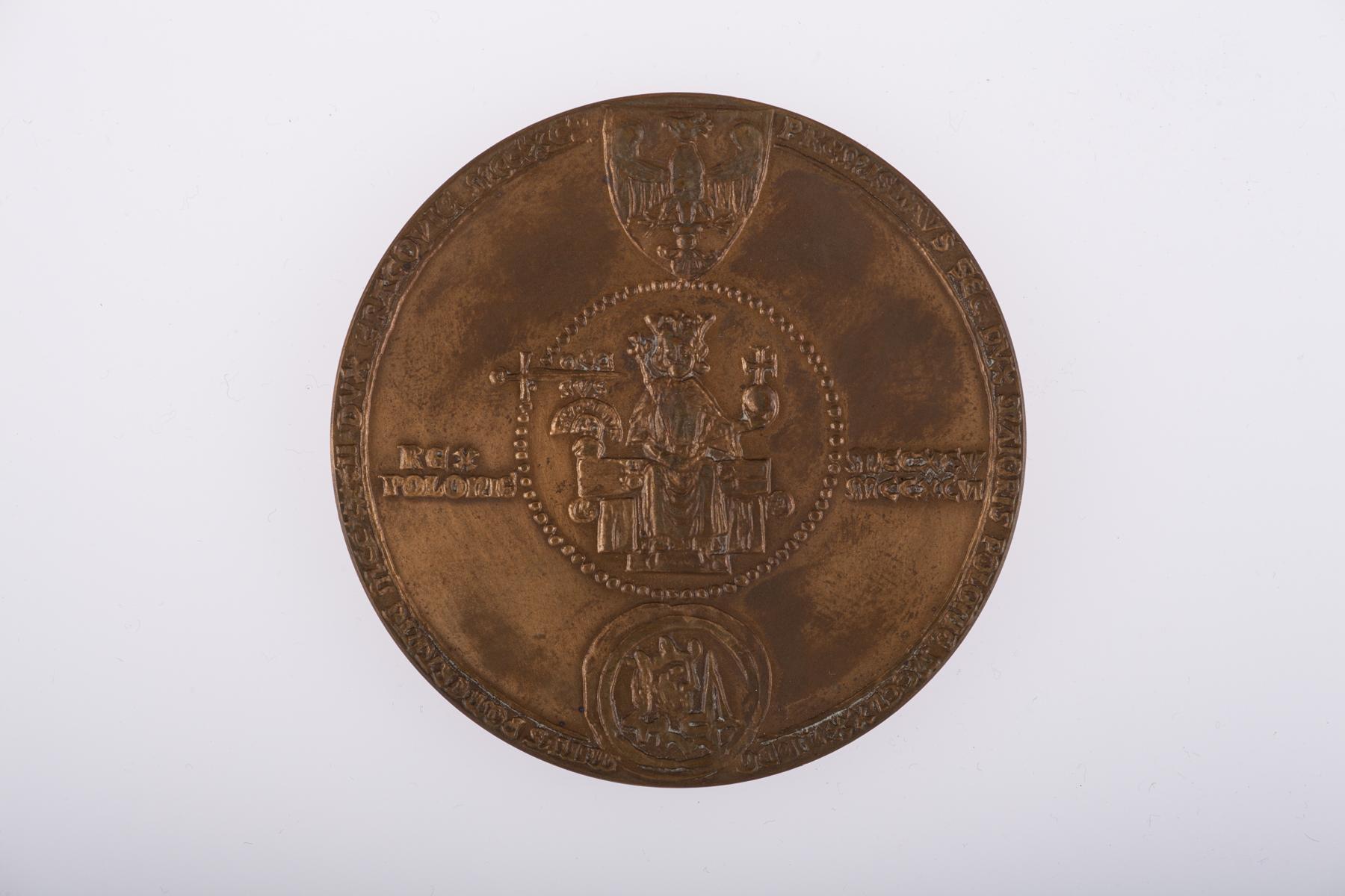 Medal 700-lecie układu kępińskiego