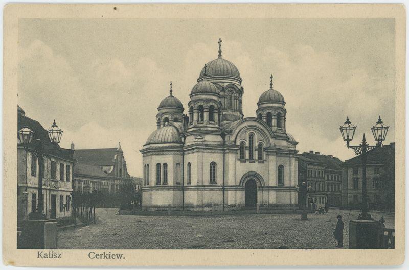Cerkiew, Kalisz