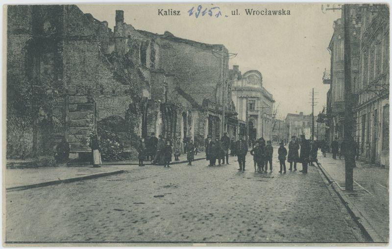 Ulica Wrocławska, Kalisz