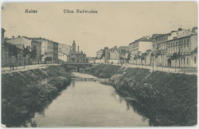 Ulica Nadwodna, Kalisz