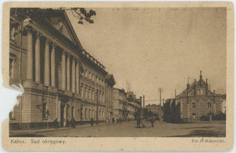 Sąd okręgowy, Kalisz