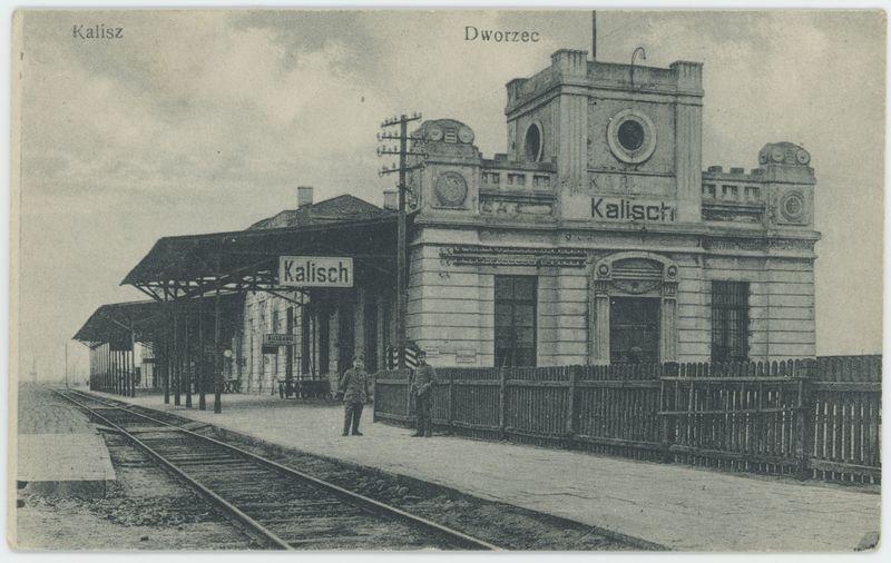 Dworzec, Kalisz