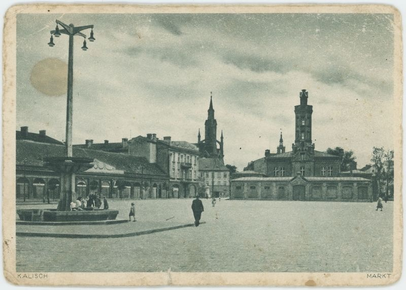 Markt, Kalisz