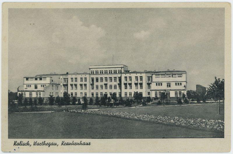 Krankenhaus, Warthegau, Kalisz