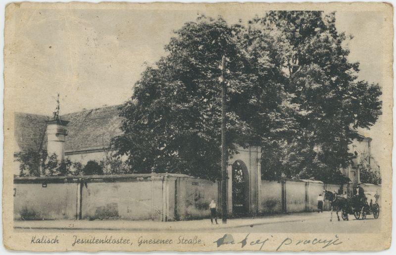 Gnesener Straße, Kalisch