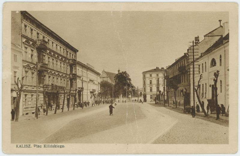 Plac Kilińskiego, Kalisz