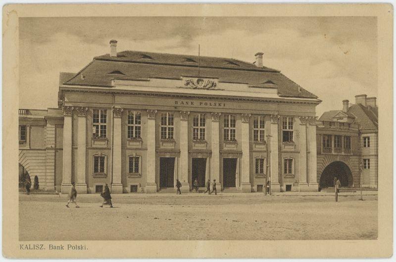 Bank Polski, Kalisz