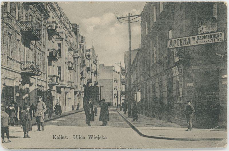 Ulica Wiejska, Kalisz
