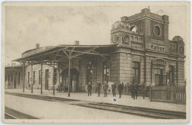 Dworzec w Kaliszu