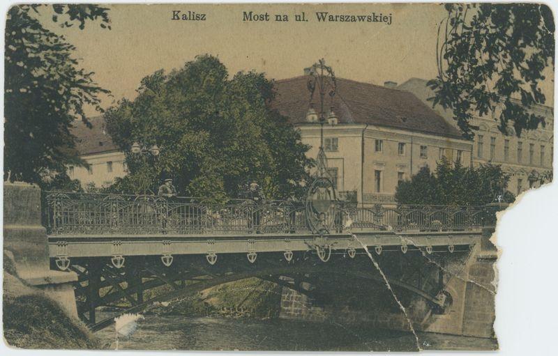Kalisz Most na ul. Warszawskiej